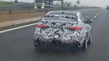 Auto - News: Alfa Romeo: cosa c'è nel futuro del marchio del Biscione?