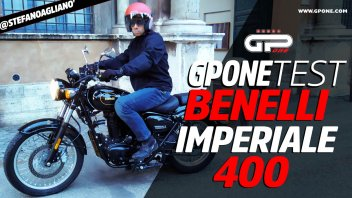 Moto - Test: Prova Benelli Imperiale 400: bastano quattro mila euro e 21 CV per divertirsi?