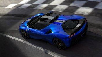 Auto - News: Ferrari SF90 Spider: mille cavalli a cielo aperto, caratteristiche e foto