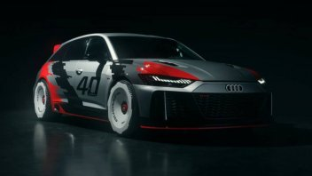Auto - News: Audi RS6 GTO: un concept per i 40 anni di trazione Quattro