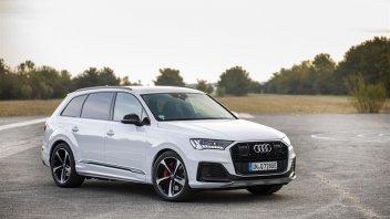 Auto - News: Audi Q7 TFSI 2021: con l'e-tron si fa più performante - caratteristiche