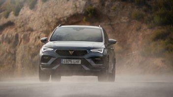 Auto - News: Cupra Ateca 2021.Il SUV sportivo si rinnova. Caratteristiche foto e prezzo