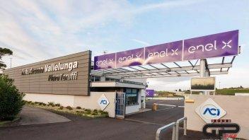 Auto - News: Vallelunga diventa il primo Smart Racing Circuit d'Italia con Enel X