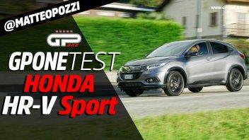 Auto - Test: Prova Honda HR-V Sport Turbo Vtec 182 cv: pratica e sportiva