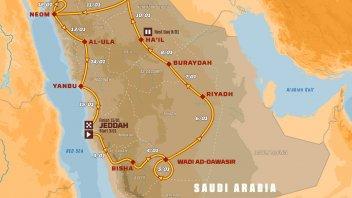 Dakar: 2021 Dakar: from January 3rd to the 15th in Saudi Arabia
