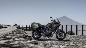 Moto - News: Yamaha Tracer 7 GT 2021: caratteristiche e foto della media crossover aggiornata