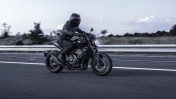 Moto - News: Honda CB1000R my2021: filosofia Neo Sports Café per la maxinaked - caratteristiche