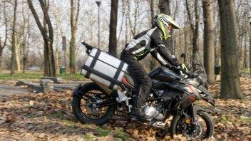 Moto - News: Mercato moto: ottobre -11%, si torna a frenare. In testa tiene la Benelli TRK502