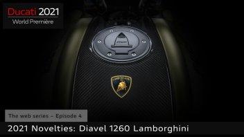 Moto - News: Ducati World Première 2021 Episodio 4: arriva la Diavel 1260 Lamborghini - VIDEO