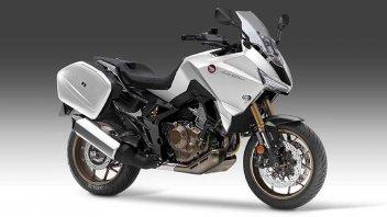 Moto - News: Honda CB1100X: arriverà una crossover con motore Africa Twin?