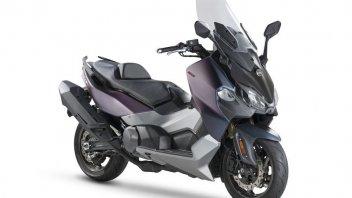 Moto - Scooter: Sym Maxsym 400 e 508TL: le versioni 2021 definitive - foto e caratteristiche