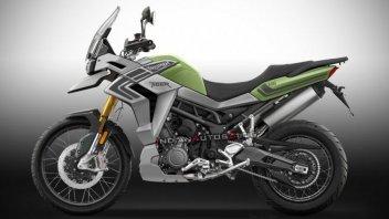 Moto - News: Triumph Tiger 660: moto richiestissima dai motociclisti, avrà vita? Per noi, è sì