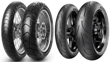 """Moto - News: Metzeler 2021: Tourance Next 2, Sportec M9RR e pneumatici """"off"""" - caratteristiche"""