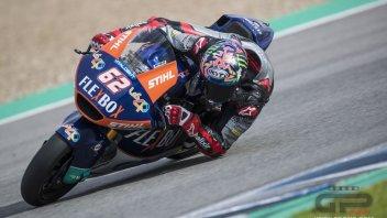 """Moto2: Manzi riparte da Pons: """"mi trovo bene con moto e squadra"""""""