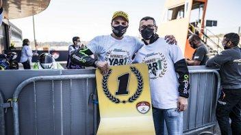 Moto2: Yari Montella in sella alla Speed Up del team romano Ciatti vince nel CEV
