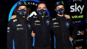 Moto2: Celestino Vietti promosso in Moto2 al posto di Luca Marini per il 2021