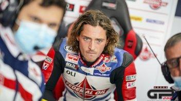 Moto2: Edgar Pons attacca il casco al chiodo, continuerà nel team del padre
