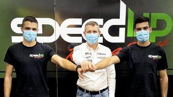 Moto2: Yari Montella debutta nel Mondiale nel 2021 insieme a Speed Up