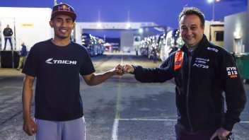 Moto2: Hafizh Syahrin passa a NTS nel 2021, al suo fianco ci sarà Baltus