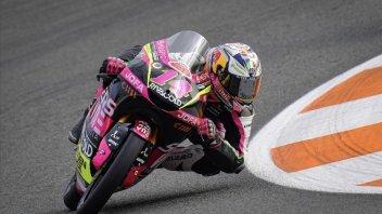 Moto3: Arbolino vince a Valencia e riapre il mondiale, gran finale a Portimao