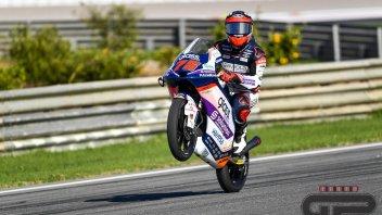 Moto3: FP2: Arenas batte Quartararo e si prende il record di Portimao