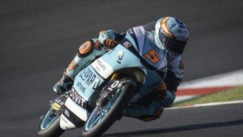 Moto3: Masia parte bene a Portimao, Arenas 3°, Arbolino 11°