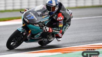 Moto3: McPhee si prende le FP3 di Valencia, ma il migliore rimane Vietti