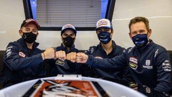 Moto3: Fenati e Lopez con Biaggi anche nel 2021