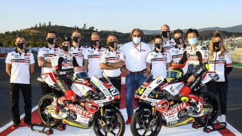"""Moto3: Simoncelli: """"2020 was not as I hoped for but we continue to dream"""""""