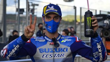 """MotoGP: Rins: """"I missed a gear, I hope next Sunday to fight with Mir"""""""