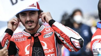 """MotoGP: Bagnaia: """"I'm staying in Aragon, I can't afford a private plane"""""""