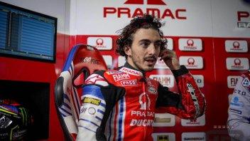 """MotoGP: Bagnaia: """"Morbidelli has what it takes to win in Valencia"""""""