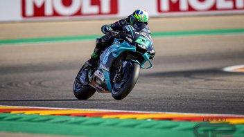 MotoGP: Teruel, Morbidelli piega Rins, e Mir si avvicina al titolo. Dovizioso 13°