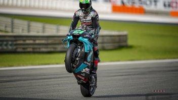 MotoGP: Pole di Morbidelli a Valencia: Miller 2° fa sorridere la Ducati. Rossi 16°