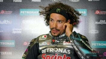 """MotoGP: Morbidelli: """"In Yamaha ero l'ultimo, il 2021 con Rossi sarà fantastico"""""""