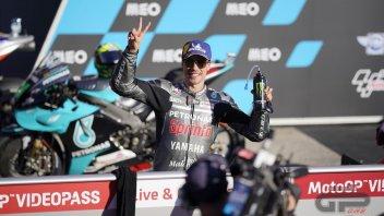 """MotoGP: Morbidelli: """"Siamo in ottima posizione, ma dovremo lottare nel fango"""""""