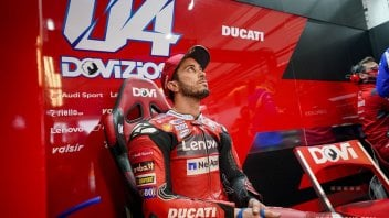 """MotoGP: Dovizioso: """"Legal action against Ducati? If I say something my manager will kill me!"""""""