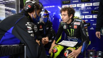 """MotoGP: Rossi: """"We still have to understand if the 2020 M1 is better than the old bike"""""""