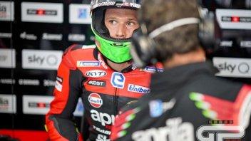 """MotoGP: Lorenzo Savadori: """"Aprilia, scommetti su di me, non sono un azzardo"""""""