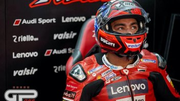 """MotoGP: Petrucci: """"If it doesn't rain, I'll be able to use Michele Pirro's data"""""""