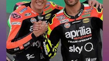 "MotoGP: Aleix Espargaró sta con Andrea Iannone: ""Ingiustizia!!"""
