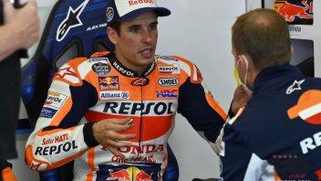 """MotoGP: Alex Marquez: """"Contento del podio, ma sull'asciutto devo migliorare"""""""