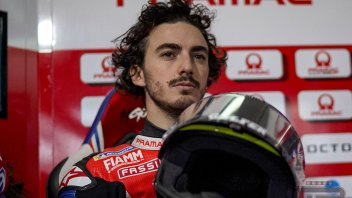 """MotoGP: Bagnaia: """"We are all in the same hotel as Iannone, the disqualification was excessive """""""
