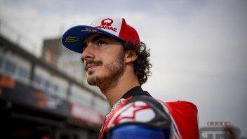"""MotoGP: Bagnaia: """"A mondiale finito, avrò bisogno di pensare tanto. Devo migliorare"""""""