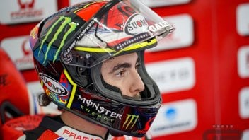 MotoGP: Bagnaia admits he's missing something in setting up the Ducati