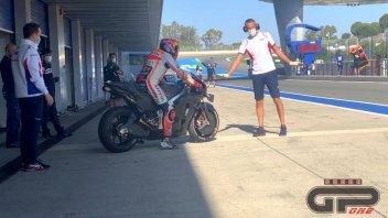 MotoGP: Stefan Bradl 'striglia' le Superbike nei test di Jerez prima di Portimao