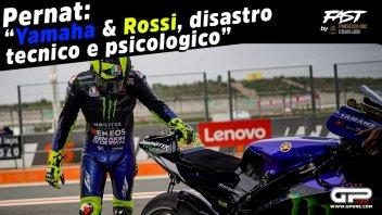 "MotoGP: Pernat: ""Yamaha & Rossi, disastro tecnico e psicologico"""