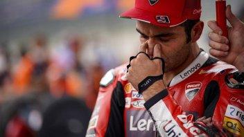 """MotoGP: Petrucci: """"Quando Dall'Igna mi ha licenziato mi sono sentito un fallito"""""""