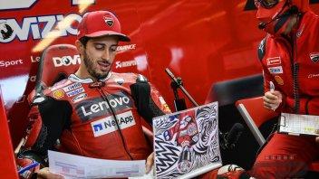 MotoGP: Dovizioso admits his chances of winning the title are 'close to zero'