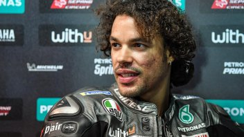 """MotoGP: Morbidelli: """"I discovered a part of me that I didn't know before"""""""